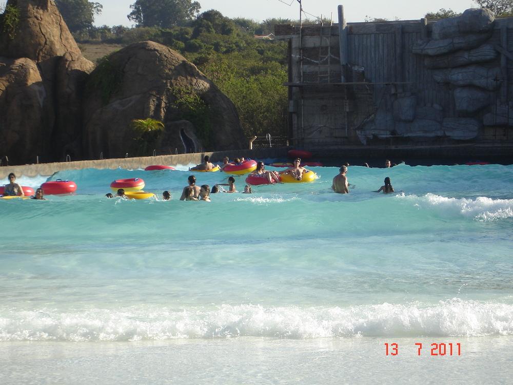 Piscinas de ondas for Olimpia piscina de onda